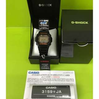 Casio G-Shock GW-M5610R-1JF (JDM Spec)