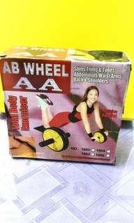 Brand new Ab Wheel for great Abs
