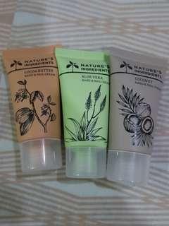 M&S hand and nail cream