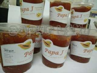 Homemade Jam Papa J#nogstday