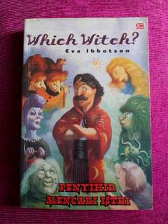 Which Witch? ~ Penyihir Mencari Istri