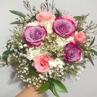 Happily Ever After - Bridal Bouquet