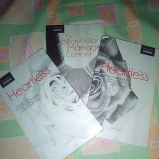 Heartless part one&two w/ the billion-dollar marriage contract