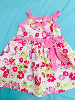 3 for RM20.00 free Delivery Baby Girl Dress