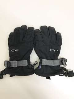 Kids Cold Weather Waterproof Ski Gloves