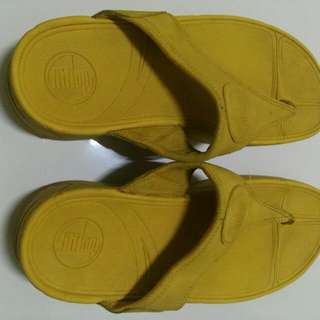Fitflop Yellow