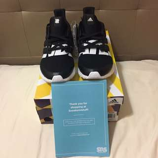 Adidas UltraBOOST x Undefeated Black