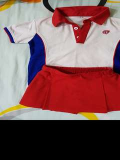 Pcf girl uniform