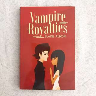 Vampire Royalties by Elaine Albon