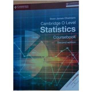 Cambridge O Level Statistics