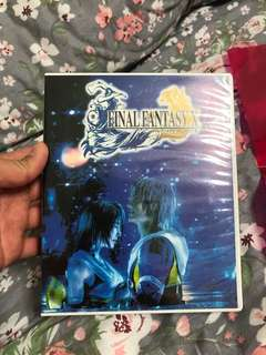 Final Fantasy X VIDEO CD
