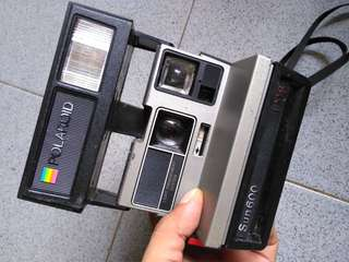 Jual ~ Polaroid Sun600 LMS *Display only*