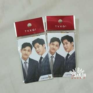 TVXQ Cashbee Card