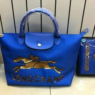 Long Champ Bag & Wallet