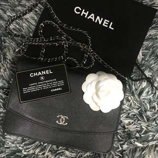 Authentic Black Caviar Wallet On Chain