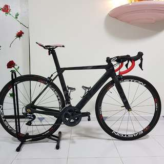 Swift Hypervox Ultegra R8000 Road bike