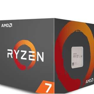 🚚 AMD Ryzen 7 2700