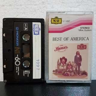 Cassette》Best Of America