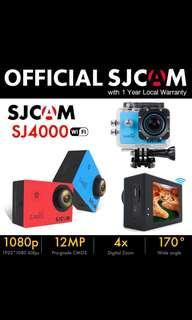 SJCAM Sj4000 Wifi Gopro