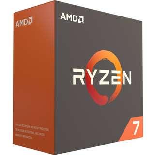 🚚 AMD Ryzen 7 2700X