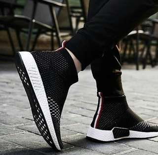 Keren nie bosku adidas NMD R2 hig import for man