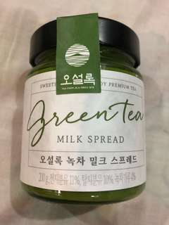 O'sulloc Greentea Spread