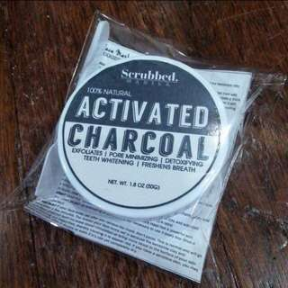 Activated Charcoal & Bentonite Clay