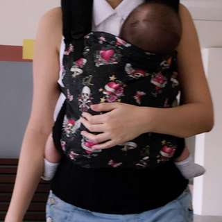 Charming Tula baby carrier