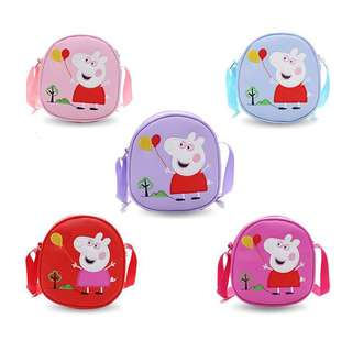 PO: Peppa pig kid bag @ $15 (PC: A02014)