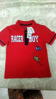 Boy Shirt with New tag