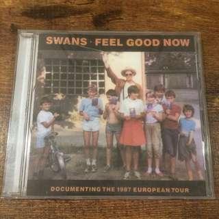swans - feel good now cd
