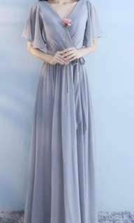 Dress - light grey