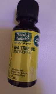 Thursday Plantation 茶樹油 (25ml) 專治暗瘡