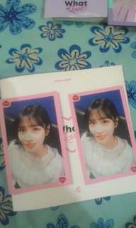 [WTT] Twice Photocard - What Is Love