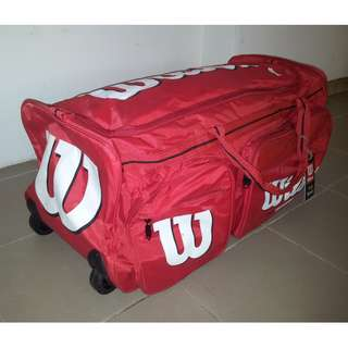 Wilson Touring Bag with rollers