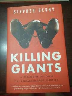 Killing Giants - Stephen Denny