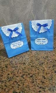 Door Gifts (Berkat)
