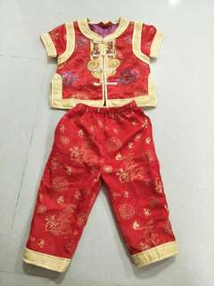 Chinese New Year Clothes - For Boy