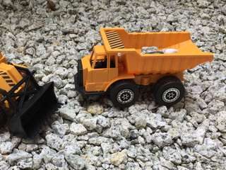 Dump Truck construction toy