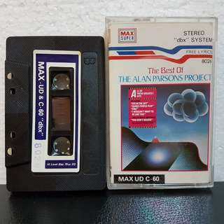 Cassette》The Best Of The Alan Parsons Project