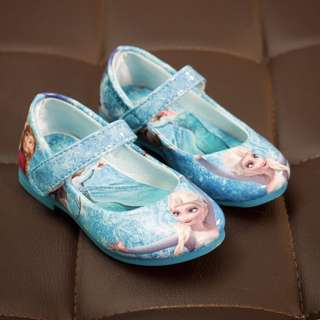 👠🆕 Frozen Toddler Comfy Shoes - For Girls