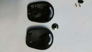 Ssangyong actyon sport car key button cover