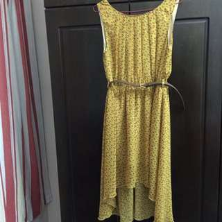 KITSCHEN High Low Dress