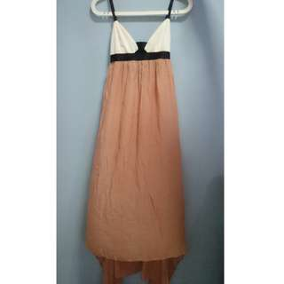 Beach Maxi (With Lining) *NEW Without Tags