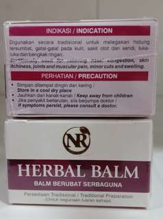 Nona Roguy - Herbal Balm
