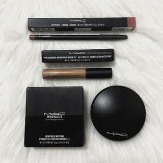 MAC COSMETICS Authentic