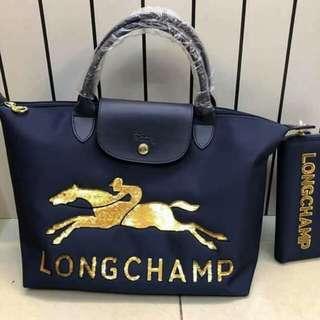 Long Champ Bag & Wallet
