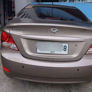 hyundai accent 2014 automatic gas 21k km palang tinatakbo 1.4 Automatic Transmission. Color bronze. Ceramic Coating since 2016. Still shiny. Used only for home to work. Very low mileage