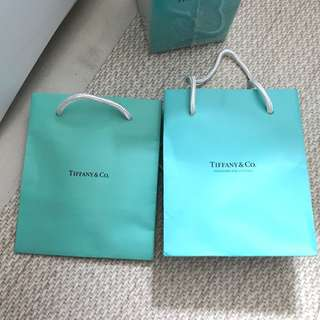 tiffany紙袋