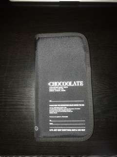 Chocoolate Passport Holder